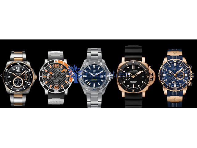 High Quality Premium Branded Watches Available
