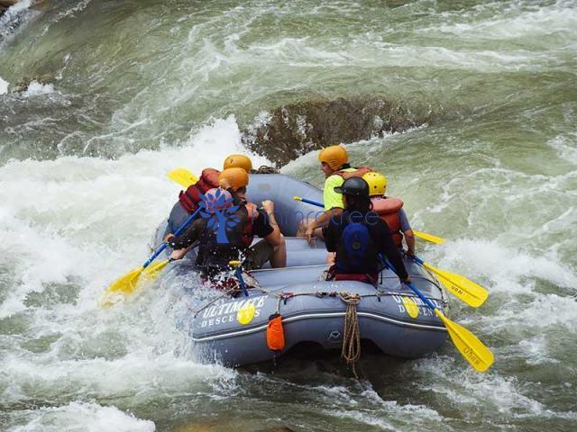 Bhote Koshi River Rafting- 1 Day